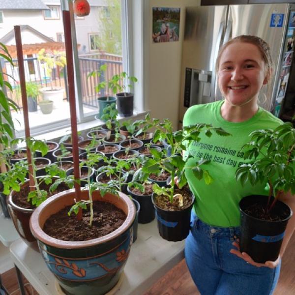 VIU Horticulture, Vancouver Island University, Horticulture, VIU